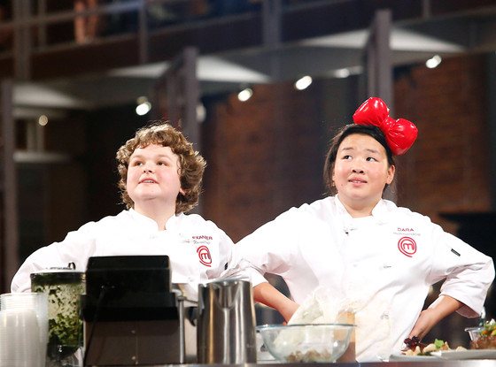 Master Chef Junior, Dara, Alexander