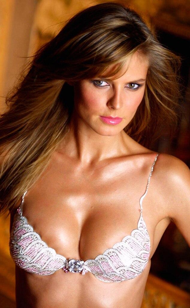 Heidi Klum, Victoria Secret Fantasy Bra 2001