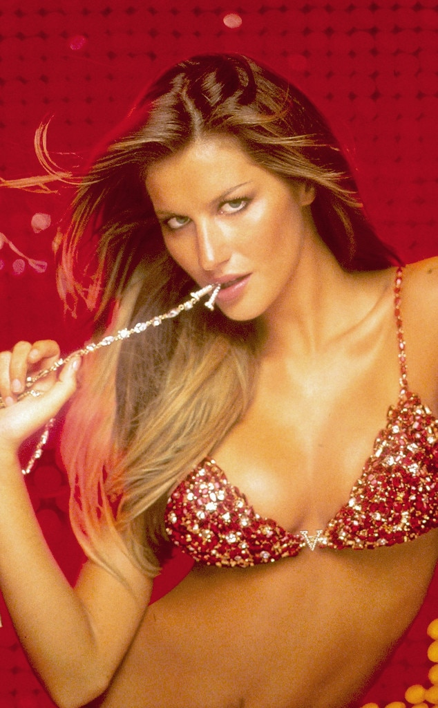 Gisele Bundchen, Victoria Secret Fantasy Bra 2000