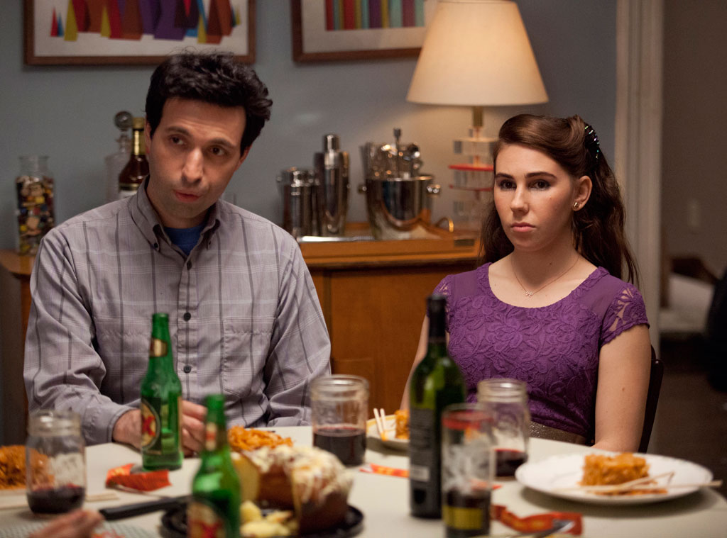 Girls, Alex Karpovsky, Zosia Mamet