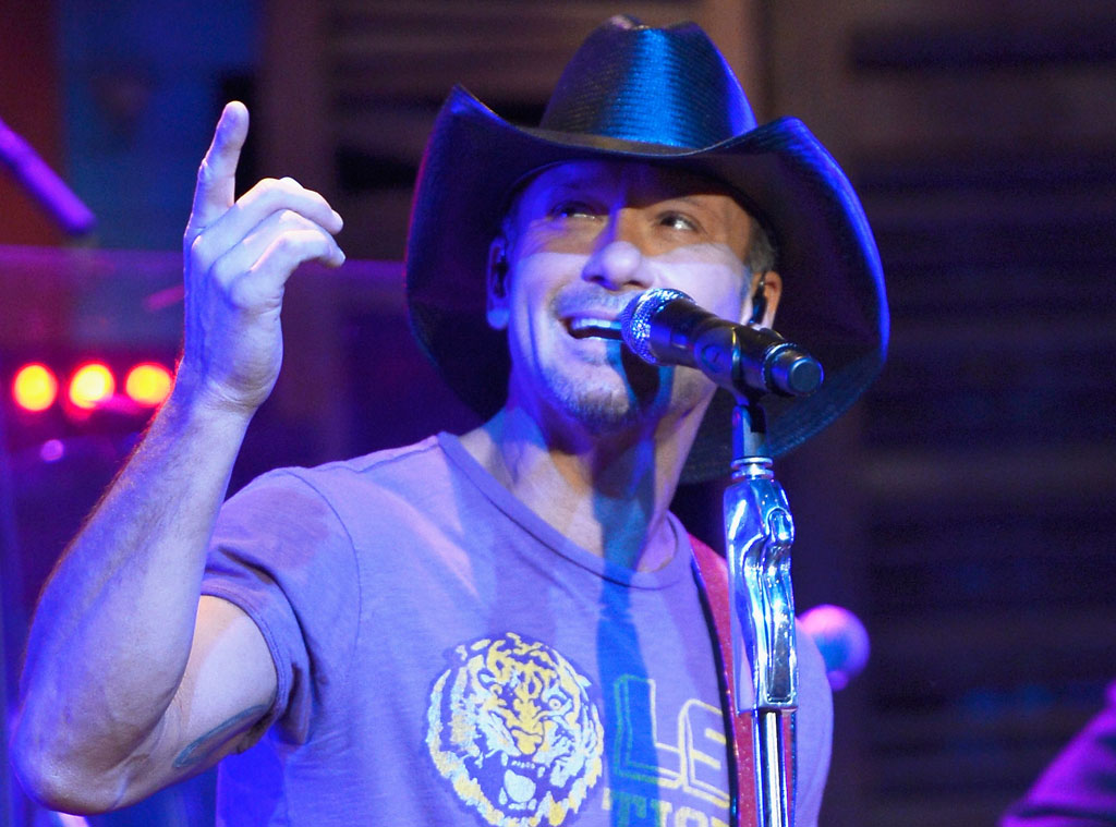 Tim McGraw, Good Morning America