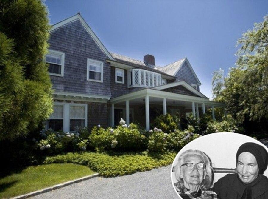 Grey Gardens House, Edith Bouvier Beale, Big Edie, Little Edie