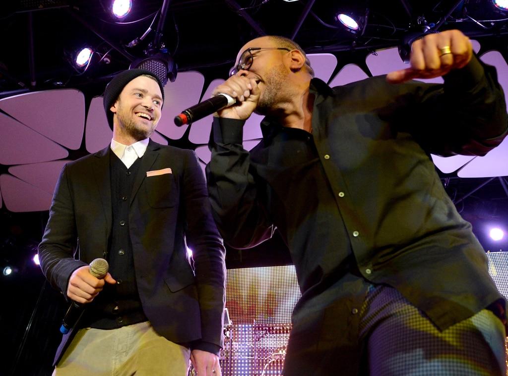 Justin Timberlake, Timbaland