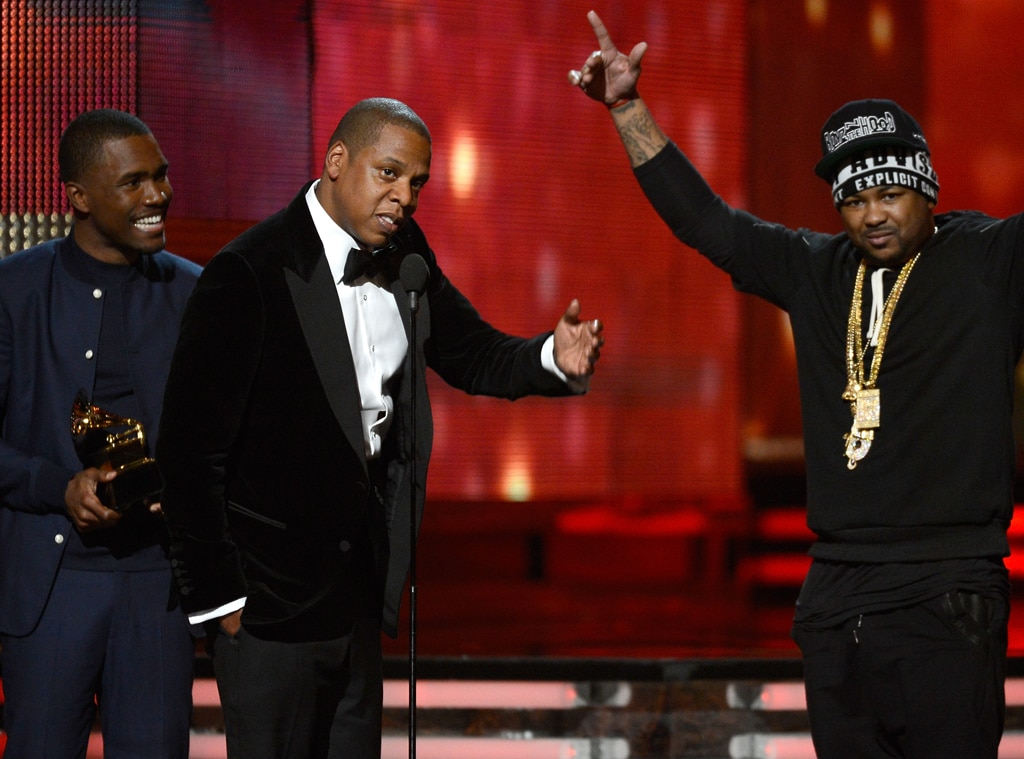 Frank Ocean, Jay-Z, The Dream, Grammy Winner