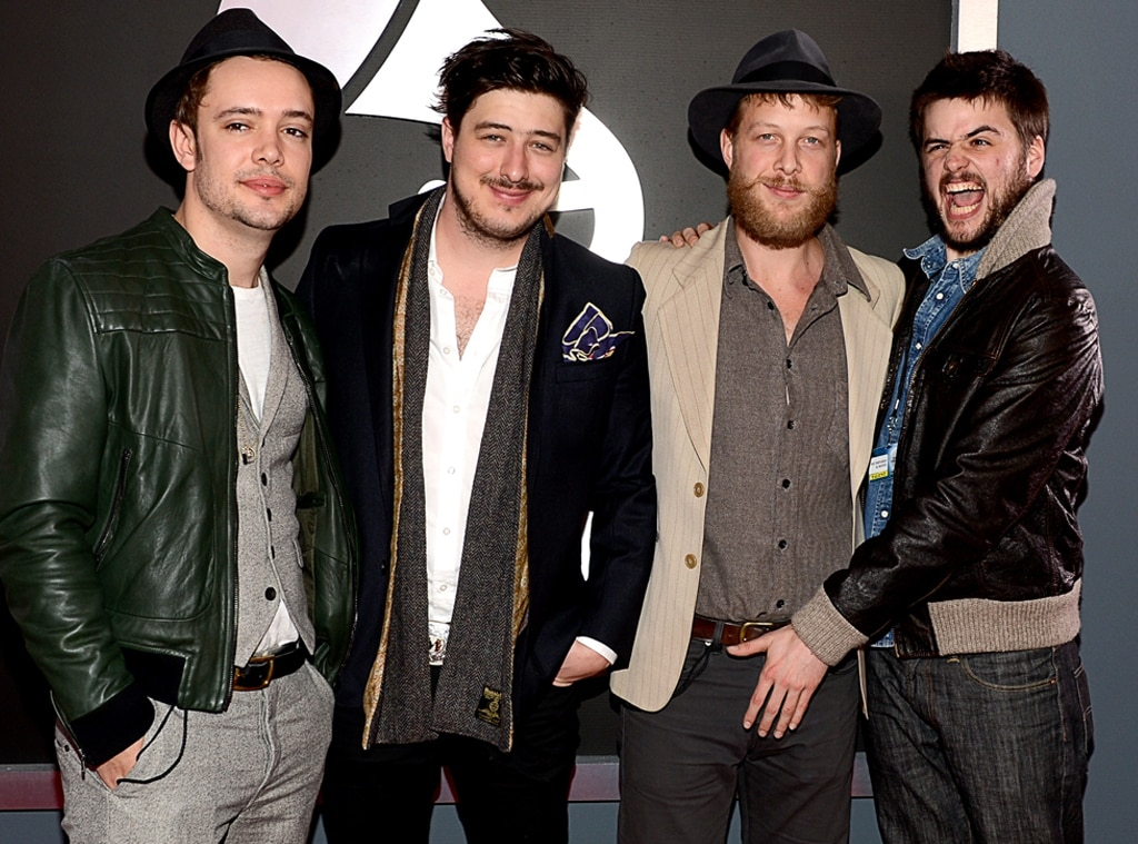 Mumford and Sons, Grammys