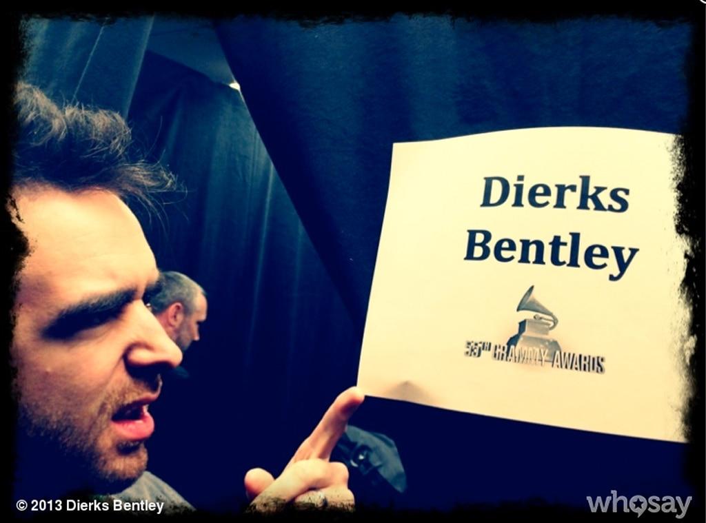 Dierks Bentley, Instagram