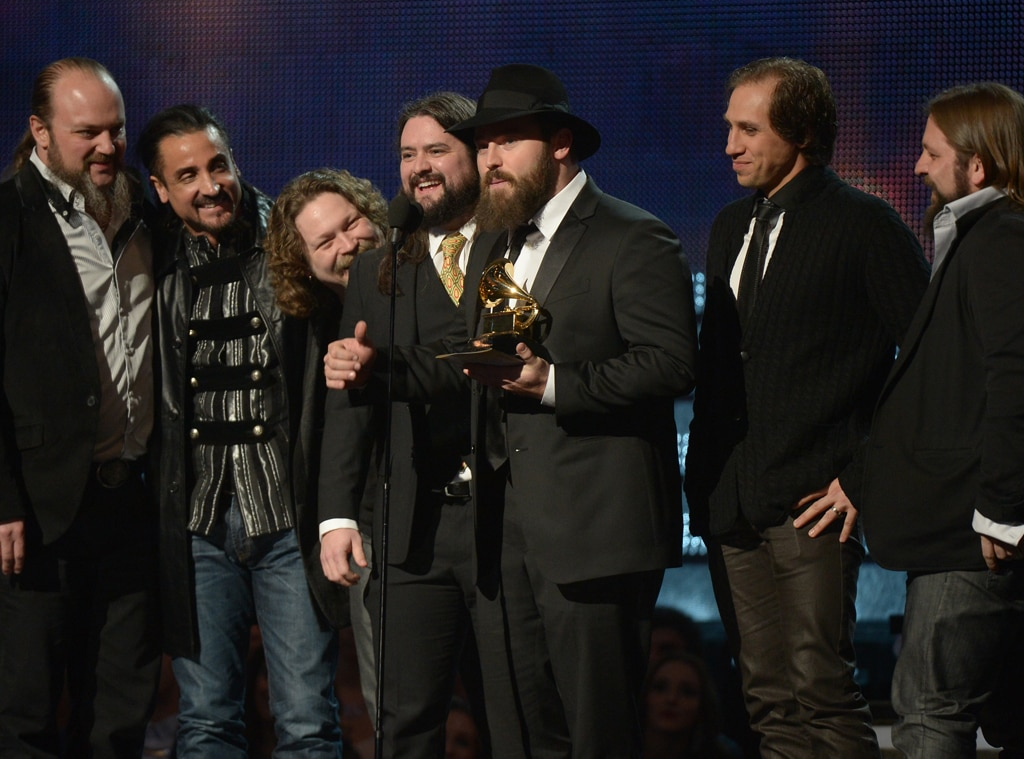 Zac Brown Band, Grammy Winner
