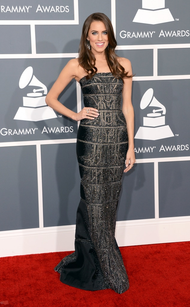 Allison Williams, Grammys