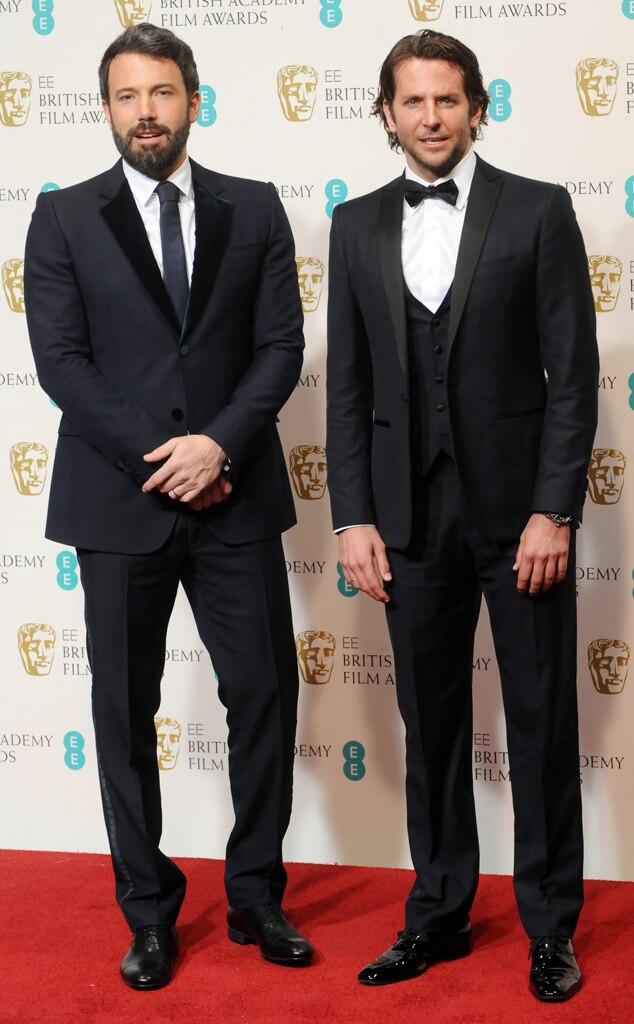 Ben Affleck, Bradley Cooper