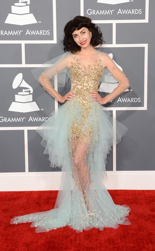 Kimbra, Grammys