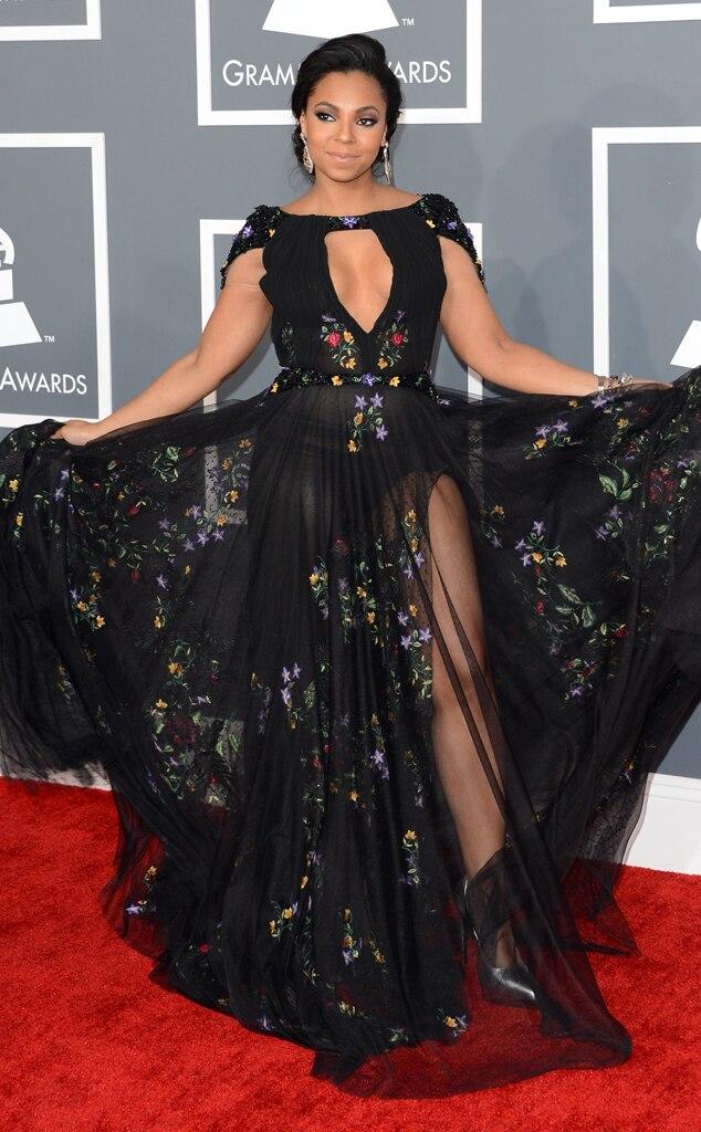 Ashanti, Grammys