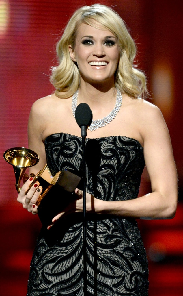 Carrie Underwood, Grammy Winner
