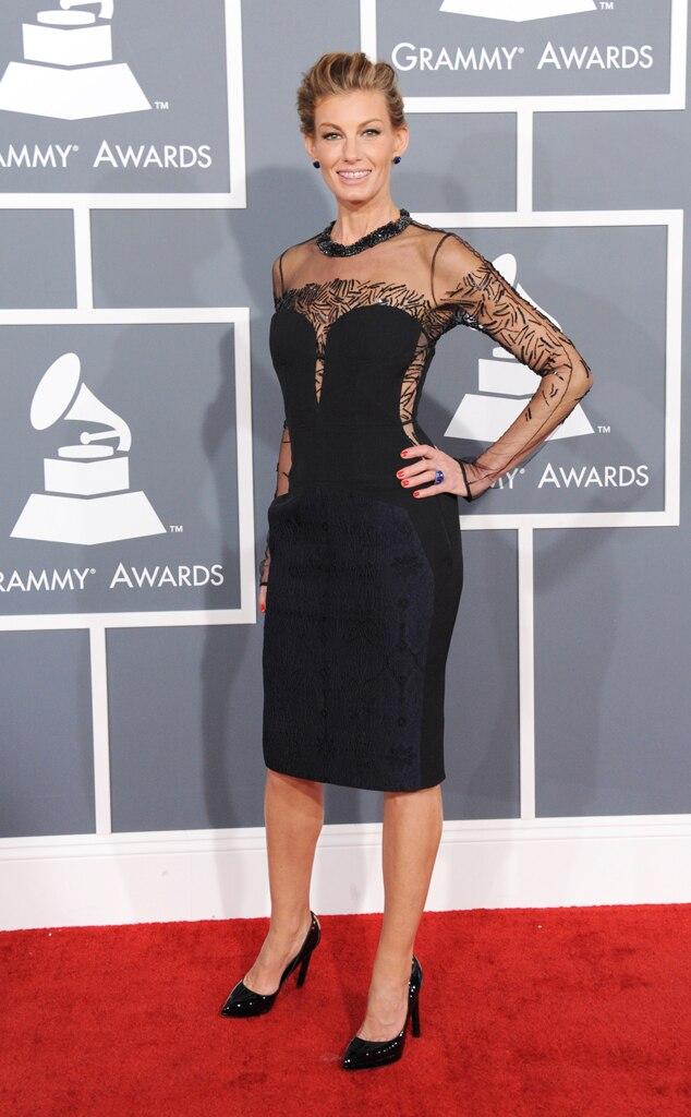 Faith Hill, Grammys
