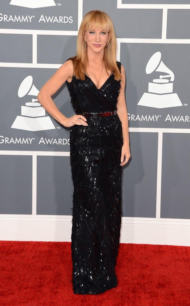 Kathy Griffin, Grammys