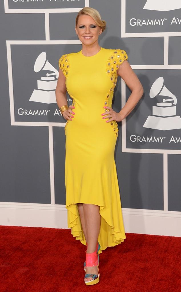 Carrie Keagan, Grammys