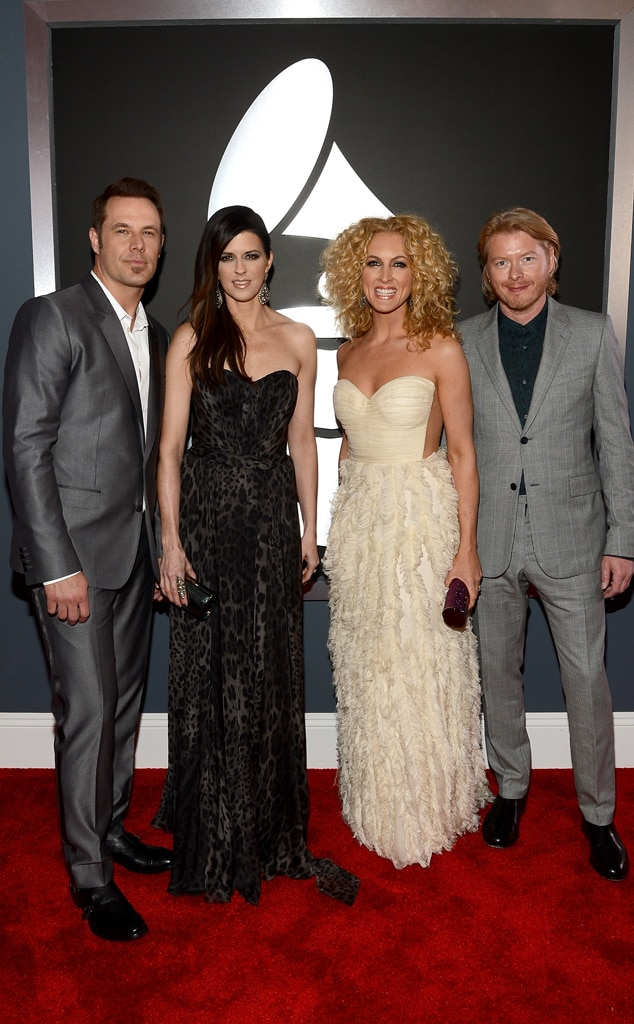 Little Big Town, Grammys