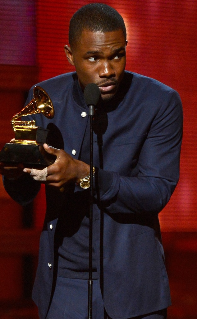Frank Ocean, Grammy Winner