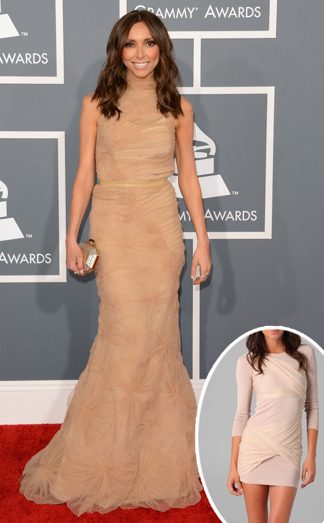 Giuliana Rancic, Grammys Get-it-now
