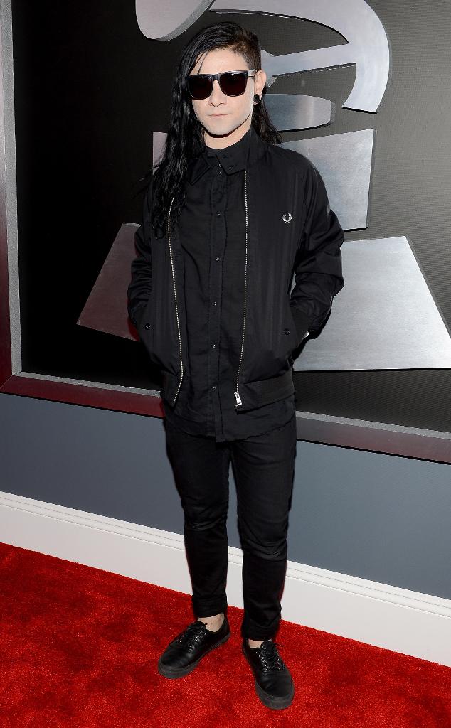 Skrillex, Grammys