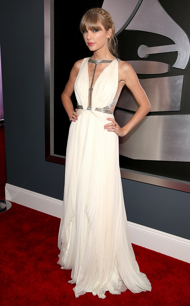 Taylor Swift, Grammys