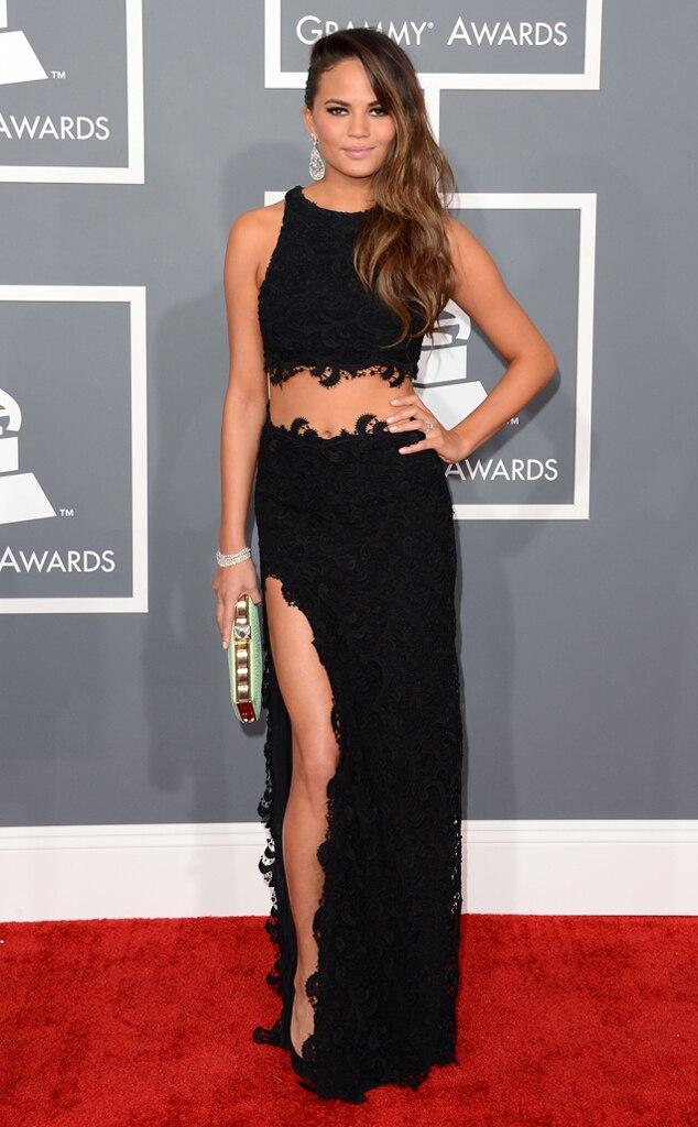 Chrissy Teigen, Grammys