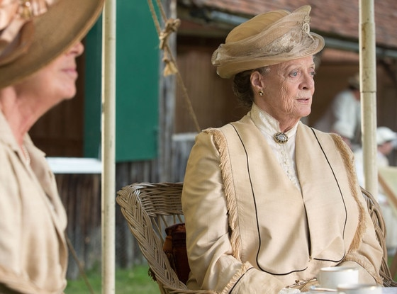 Maggie Smith, Downton Abbey