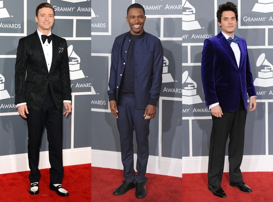 Justin Timberlake, Frank Ocean, John Mayer, Grammys