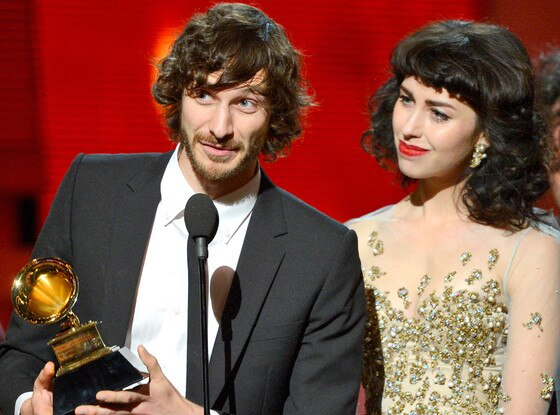Gotye, Kimbra, Grammys