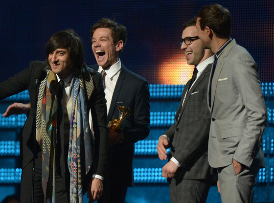 Fun., Grammy Winner
