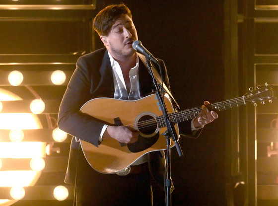 Mumford and Sons, Grammys, Performance