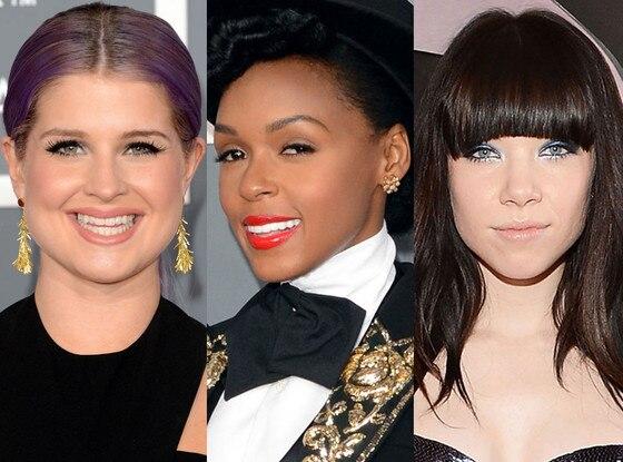 Kelly Osbourne, Carly Rae Jepsen, Janelle Monae, Grammys
