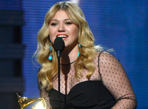Kelly Clarkson, Grammy Winner