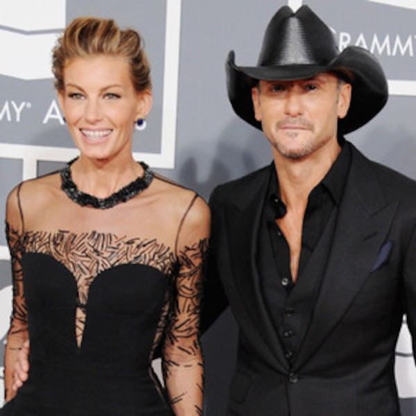 Tim McGraw and Faith Hill Put Divorce Rumors To Rest In