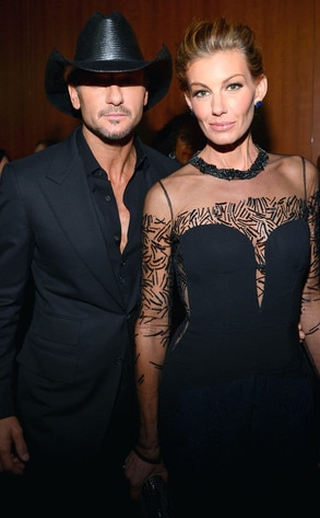 Tim McGraw, Faith Hill, Grammys