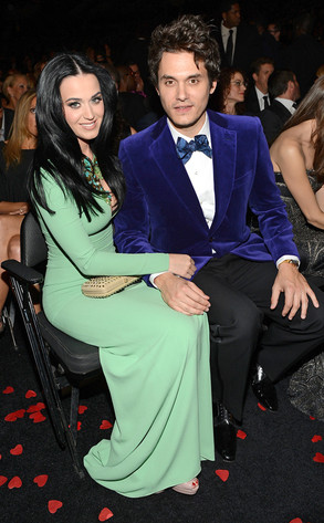 Katy Perry, John Mayer, Grammys