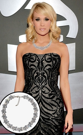 Carrie Underwood, Grammys Get-it-now