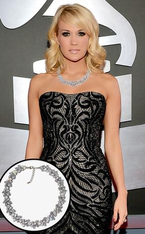 Carrie Underwood, Grammys Get-it-now
