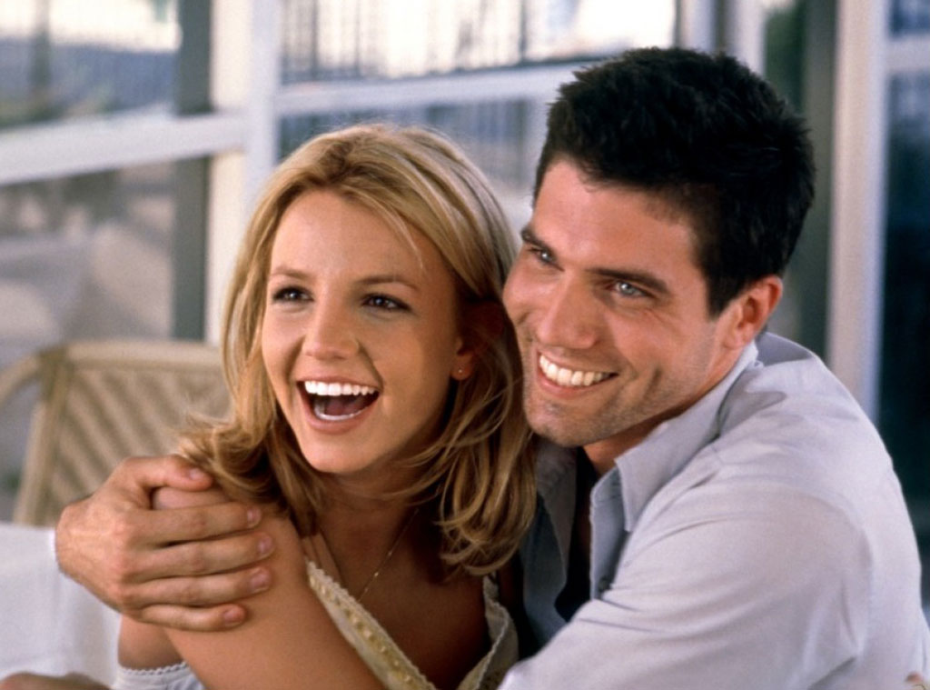 Britney Spears,  Anson Mount, Crossroads