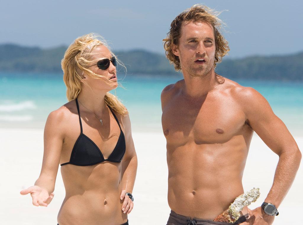 Kate Hudson, Matthew McConaughey, Fools Gold
