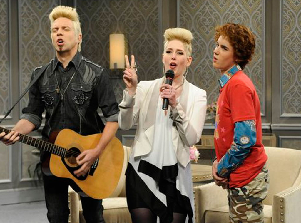 SATURDAY NIGHT LIVE, Justin Bieber