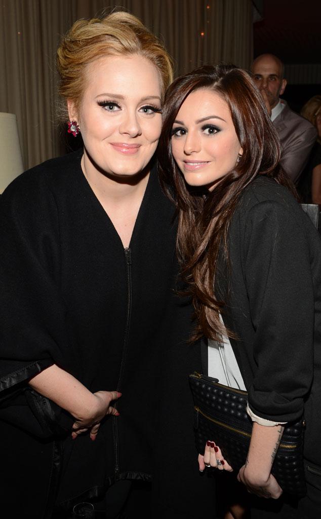 Adele, Cher Lloyd