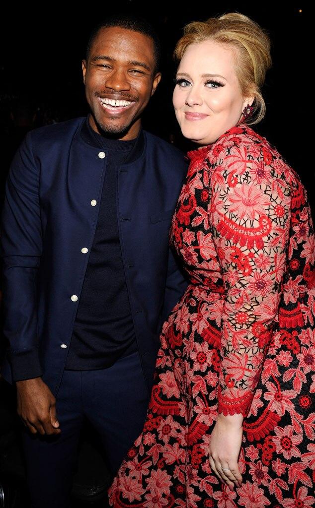 Adele, Frank Ocean, Grammys