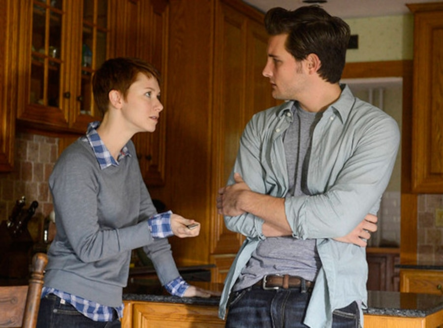 THE FOLLOWING, Valorie Curry, Nico Tortorella