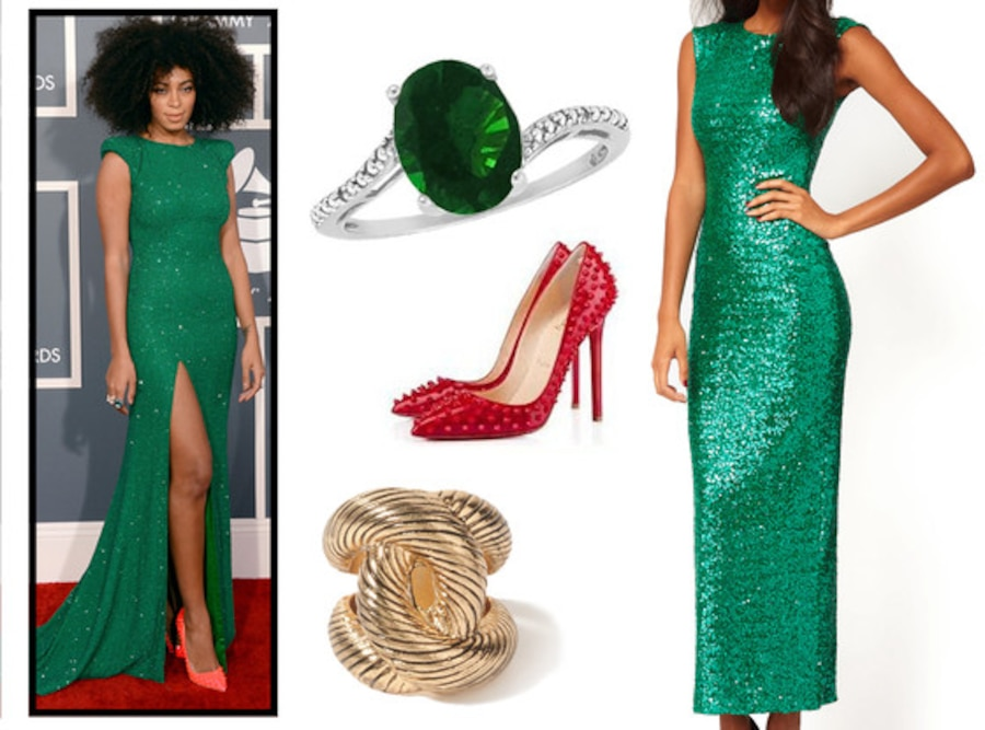Solange Knowles, How to look hot like