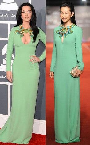 Katy Perry, Li Bingbing