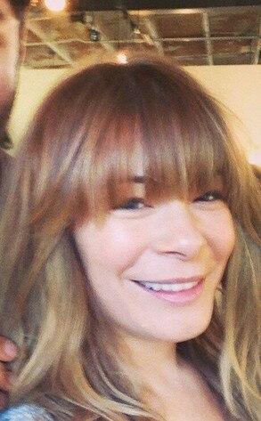 Leann Rimes, Hair Twit Pic