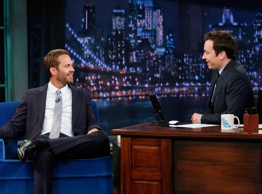 Paul Walker, Jimmy Fallon