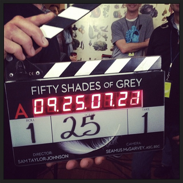 50 Shades of Grey, Instagram