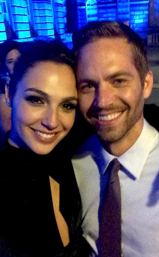 Gal Gadot, Paul Walker