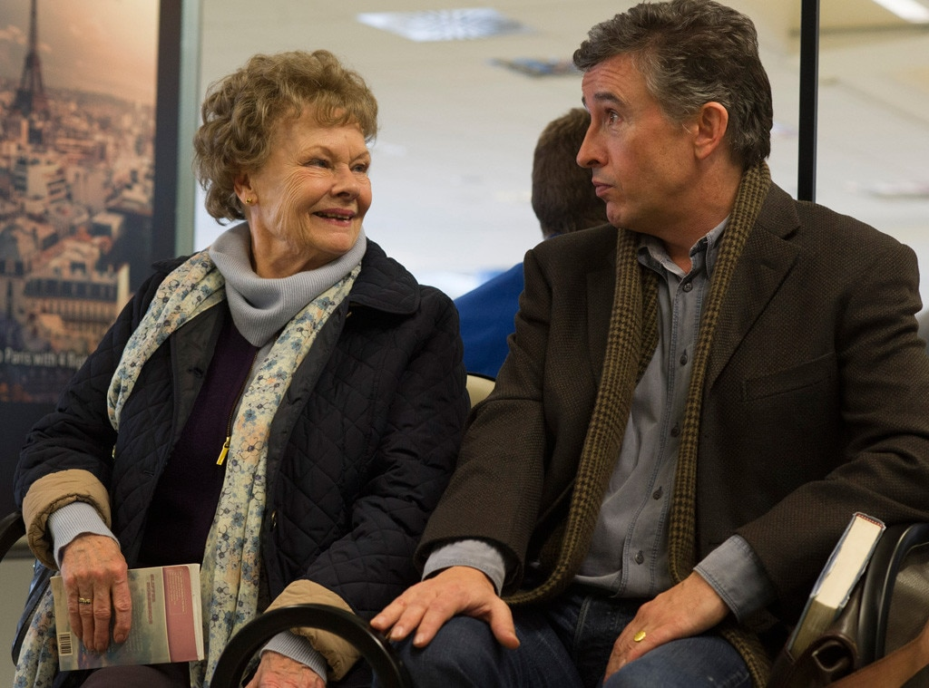 Judi Dench, Steve Coogan, Philomena